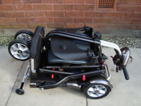 TGA MINIMO PORTABLE MOBILITY SCOOTER.CAR BOOT MOBILITY SCOOTER.MINT CONDITION