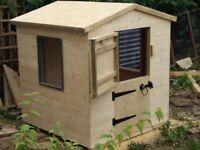 4x4 playhouse