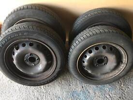 4x Clio wheels