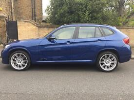 2013 BMW X1 DIESEL ESTATE xDrive 25d M Sport 5dr Step Auto
