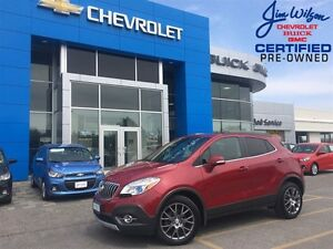 2016 Buick Encore Sport Touring NAV SUNROOF AWD!!!