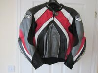 JOE ROCKET 2 PIECE MOTORCYCLE LEATHERS.