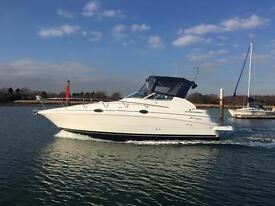 2001 Cruisers Yachts 2870