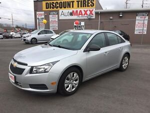 2014 CHEVROLET CRUZE 2LS - ONSTAR, A/C, CD PLAYER, POWER WINDOWS