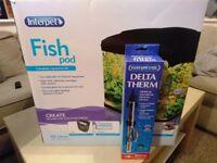 Fish Tank (48L) Starter Set
