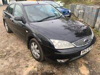 2006 mondeo diesel mot oct 17 cheap car