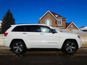 2014 Jeep Grand Cherokee 4X4 OVERLAND TOIT/GPS/CUIR (summit/srt/