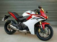 2012 HONDA CBR600F ABS ONE OWNER FSH *VERY CLEAN*