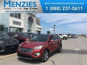 2014 Hyundai Santa Fe XL Luxury, AWD, Bluetooth, Backup Cam, Pan