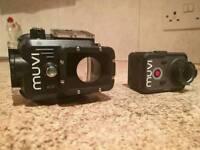 Veho muvi k2 action camera