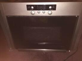 Lamona microwave with built in oven
