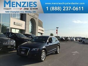 2012 Audi Q5 3.2 Premium, AWD, Pan Roof, Clean Carproof