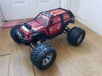 Traxxas Summit 1/10 Brushless. Upgraded. Spares. Castle. Rc Car Truck Crawler