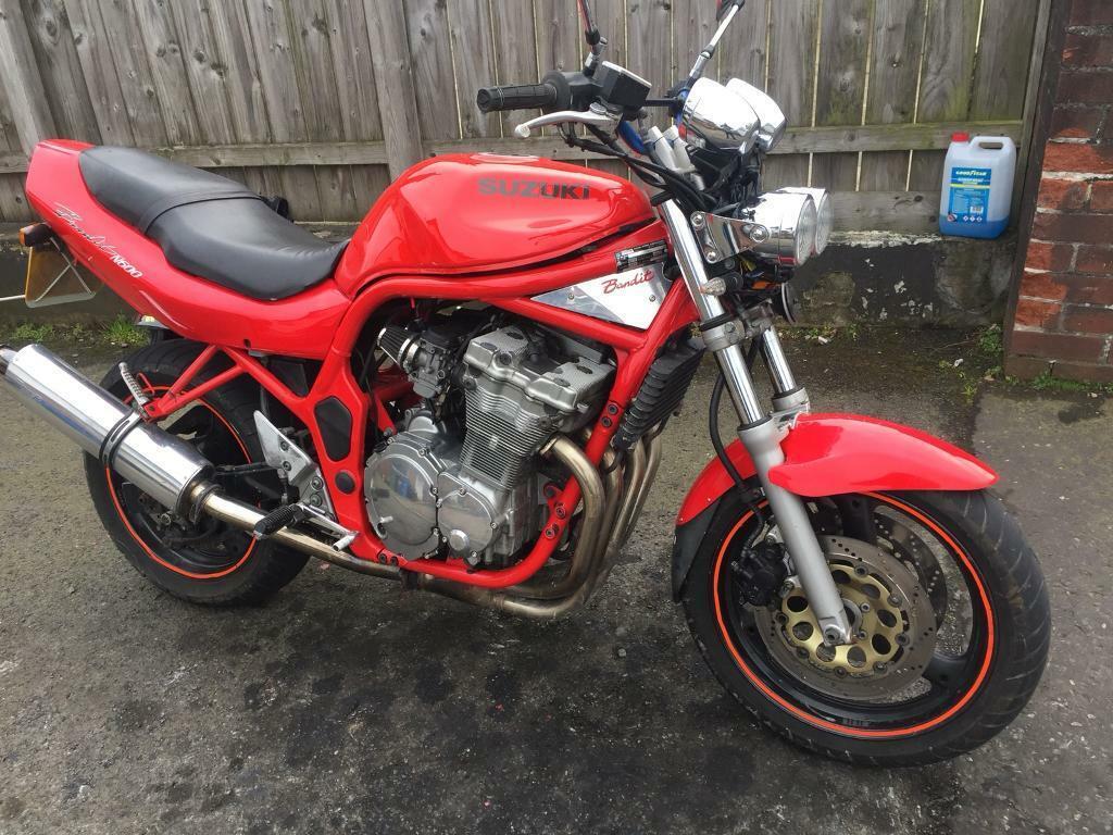 Suzuki bandit 600 like hornet | in Bangor, County Down | Gumtree
