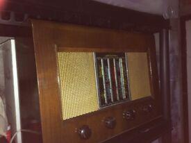Valve Radio, Believed working