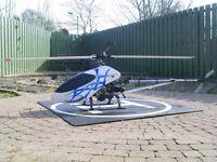 Vario Benzin Helicopter