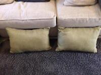 Next cushions x 5