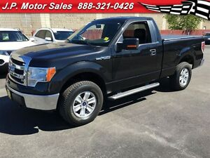 2014 Ford F-150 XLT, Regular Cab, Leather, Heated Seats, 4*4