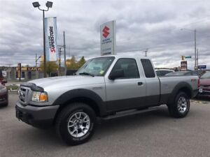 2008 Ford Ranger FX4/Off-Rd 4X4 ~Side Steps ~Box Liner