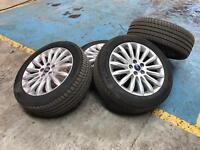 Ford titanium x alloys