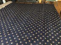 Brand new carpet- six 4mx4m rolls