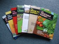 House Plant Expert Books: Vegetable Expert, Fruit Expert, Bedding Plant , Rose, Lawn & Container.