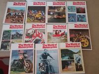 The world of motorcycles, an illustrated encyclopedia.