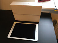 Apple iPad Air 2 64gb in White 3 months old and in perfect condition.