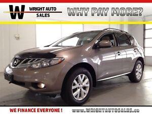 2012 Nissan Murano SV| AWD| SUNROOF| BLUETOOTH| HEATED SEATS| 86