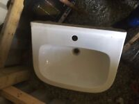SINK WITH STAND,SINK & FLOATING DRAWERED CABINET & MIXER TAPS,SMALL WASH HAND BASIN WITH MIXER TAP.