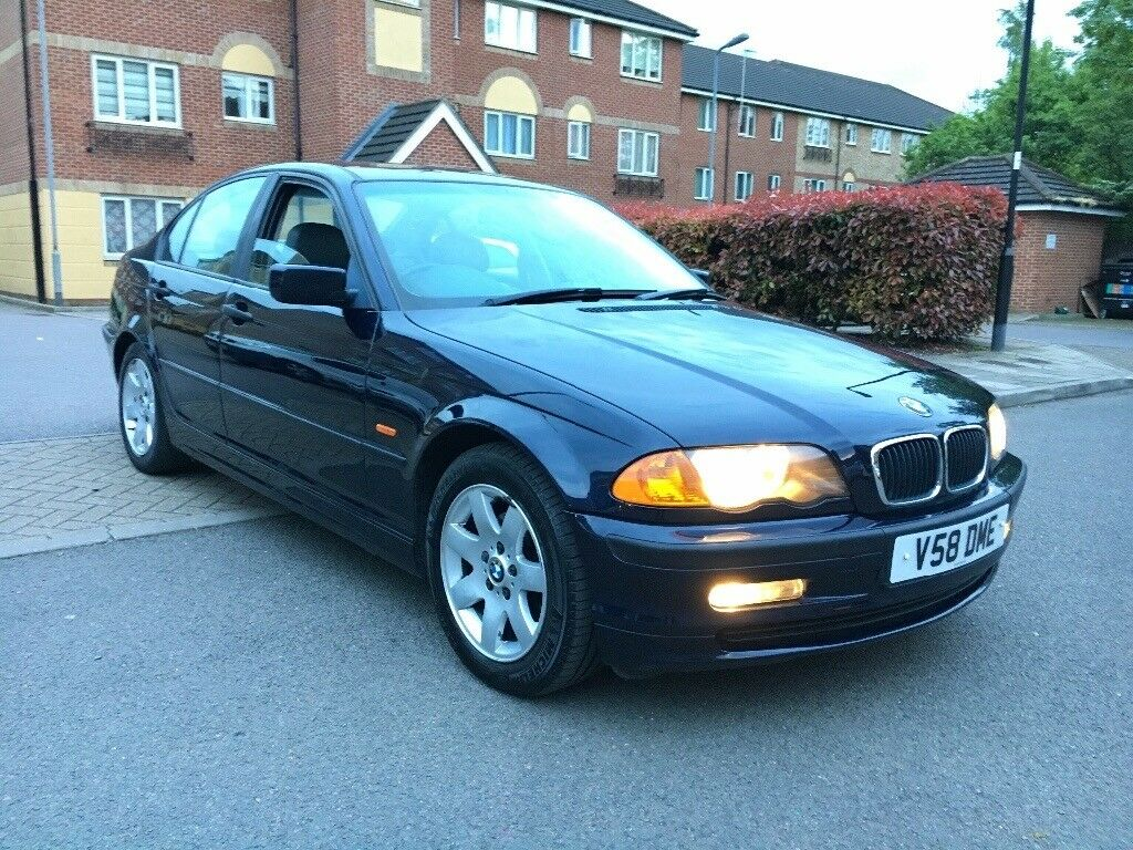 BMW 318i E46 5Speed Manual *1 Year Mot* Drives Excellent*
