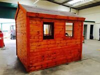 North Street Sheds Ltd We supply and install custom made sheds/summerhouses