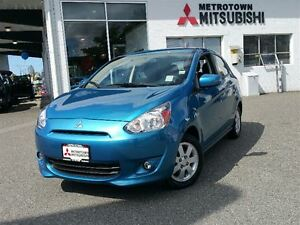 2015 Mitsubishi Mirage SE; Local, No accidents