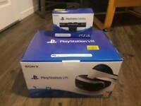 Playstation VR including PlayStation Camera