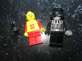 KIDS LEGO TOY TORCH LOT OF 3