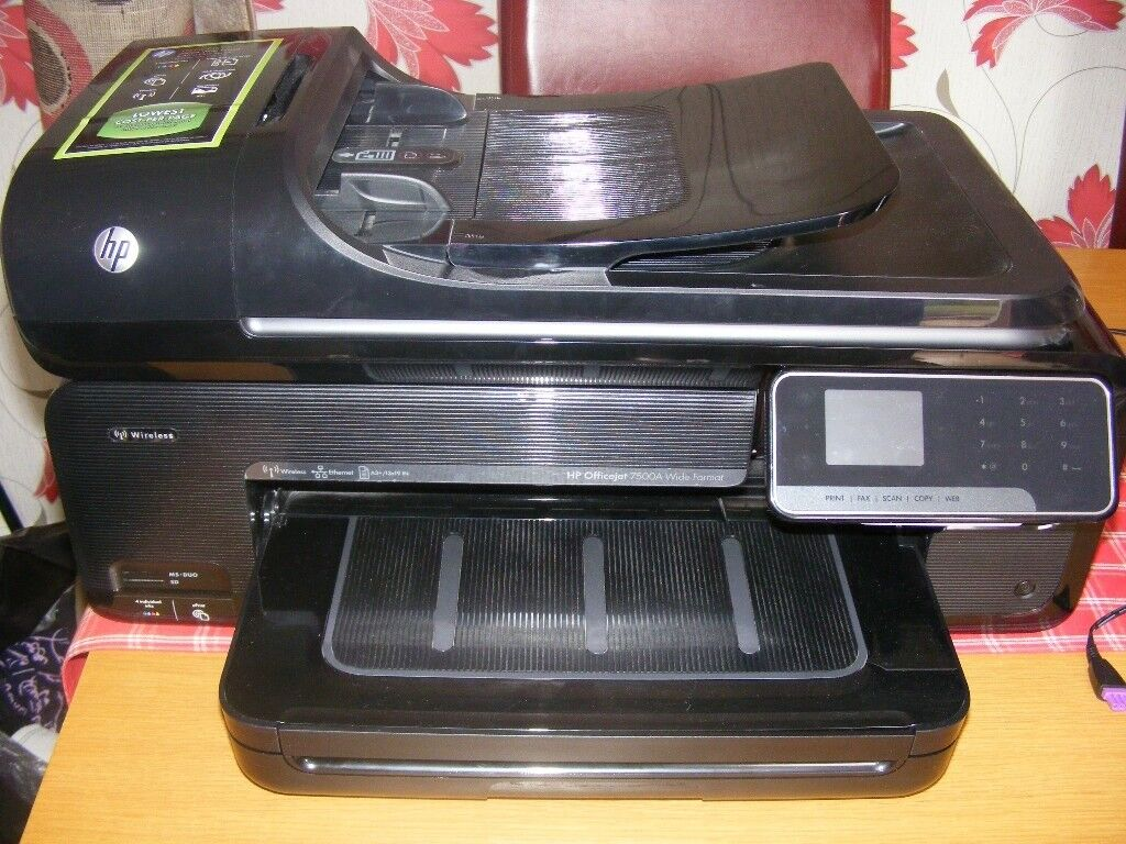 HP Officejet 75 A Wide format printer for spares or repair  Problem