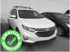 2018 Chevrolet Equinox Premier AWD| Sun| Nav| Heat Leath/Wheel|