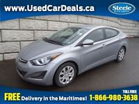 2015 Hyundai Elantra GL Htd Seats Fully Equipped Cruise