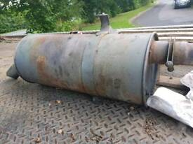 Exhaust For Iveco Eurocargo 75E