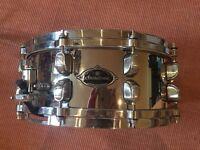 "Tama Starclassic Brass Snare Drum 14"" x 5.5"""