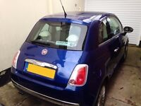 2009 Fiat 500 Lounge for sale, with Full Service History and current MOT