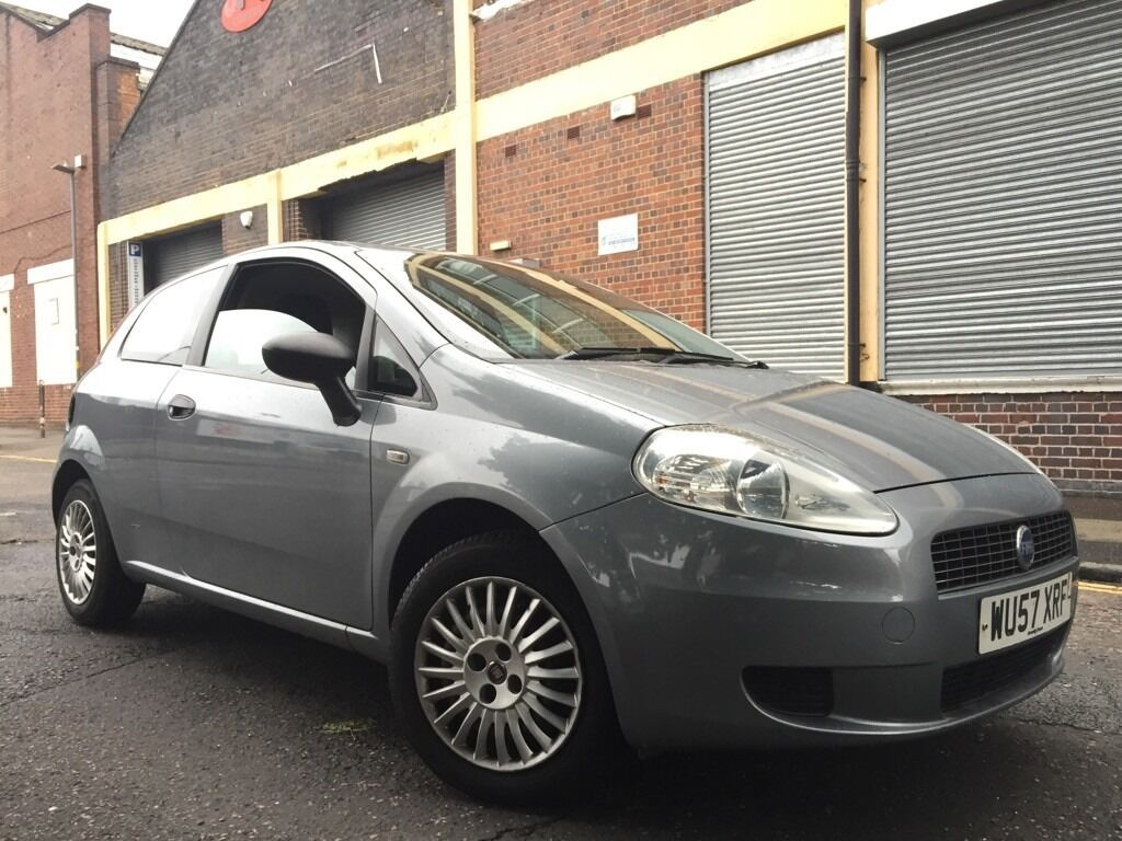 fiat grande punto 2008 1 2 active hatchback 3 door petrol manual low mileage clean car bargain. Black Bedroom Furniture Sets. Home Design Ideas