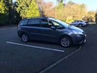 C4 grand picasso (7 seater) for sale