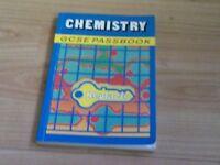Chemistry GCSE Passbook with Keyfacts