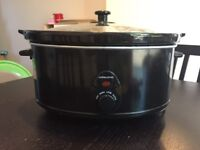 Large Slow Cooker - 6.5 litre