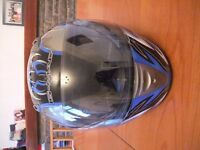 G-MAC CRASH HELMET