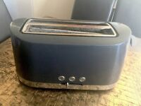 Breville 4 Slice Toaster with Defrost Function - Granite