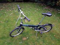 DAHON Vitesse D7 Folding Bike
