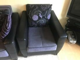 Sofas all for £250