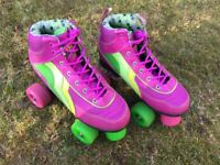 "Girls roller skates for sale - from John Lewis, ""Rio Roller""!"